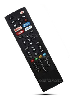 Control Remoto Telecentro Netflix Youtube T-play Dciw303 Hd