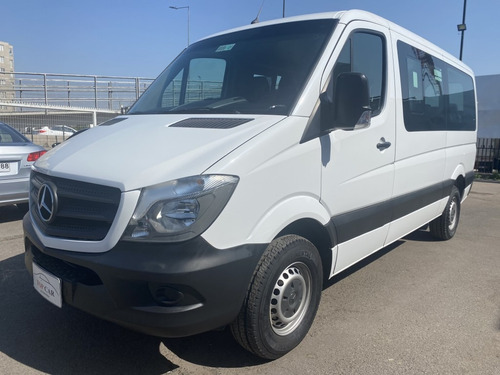 Mercedes-benz Sprinter 415 Cdi 2.2 Turbo Diesel