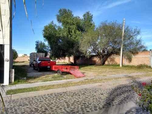 Terreno En Venta Aguascalientes Norte Campestre Inglés A761