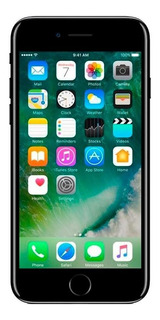 iPhone 7 Plus 128gb Usado Preto Brilhante Seminovo Muito Bom