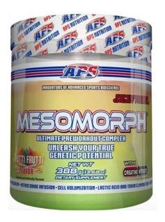 Mesomorph Aps Pré Treino Concentrado Importado Original Tutt