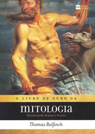 Livro De Ouro Da Mitologia - 2ª Ed