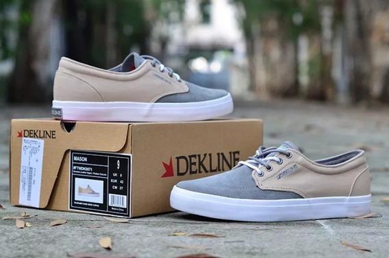 Zapatos Dekline Skate Mason Varios Colores (45)