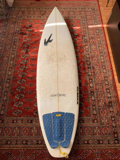 Tabla De Surf 5.10 Klimax Lucky Seven