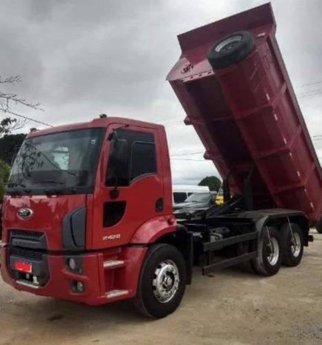 Ford Cargo 2428 Caçamba