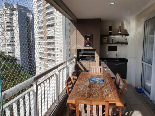 Apartamento Para Venda No Bairro Morumbi Em São Paulo - Cod: Cf63773 - Cf63773