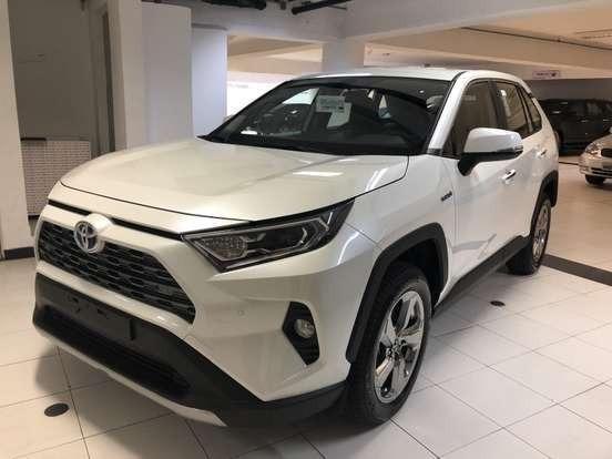 Toyota Rav4 2.5 Vvt-ie Hybrid S Awd Cvt 2020