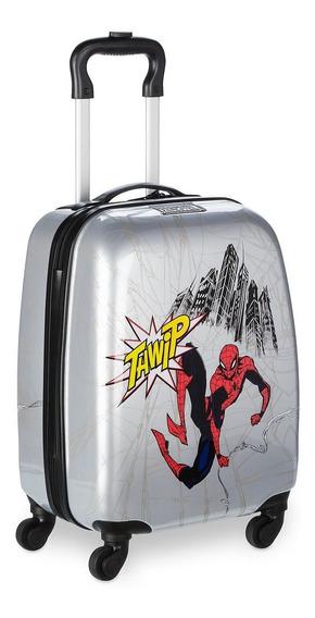Valija Para Viaje Niños Spider Man Disney Store Original!!