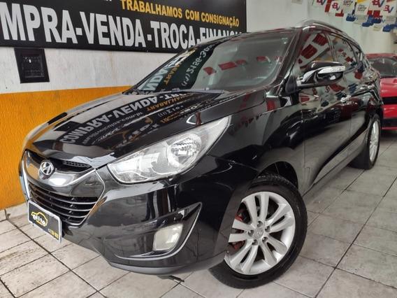 Hyundai Ix35 Gls Automática Completa Financiamos E Trocamos