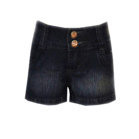 Short Jeans Menina 4 Anos Ref 5087