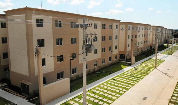 Apartamento Para Venda Em Suzano/sp - Condomínio Amoreiras