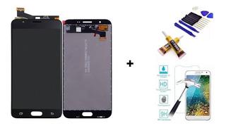 Tela Touch Display Lcd Galaxy J7 Prime + Kit + Pelicula +ori