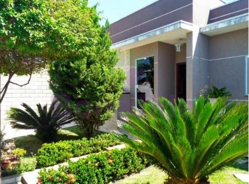 Casa A Venda, Jardim Santa Rosa, Jundiaí. - Ca09958 - 68515537