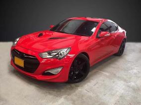 ¡automóvil Hyundai Genesis Coupe!! Año 2013. 31.000 Kms.