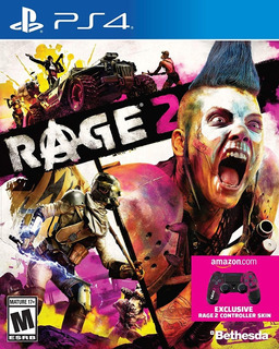 Rage 2 Playstation 4 Ps4 Fisico Sellado