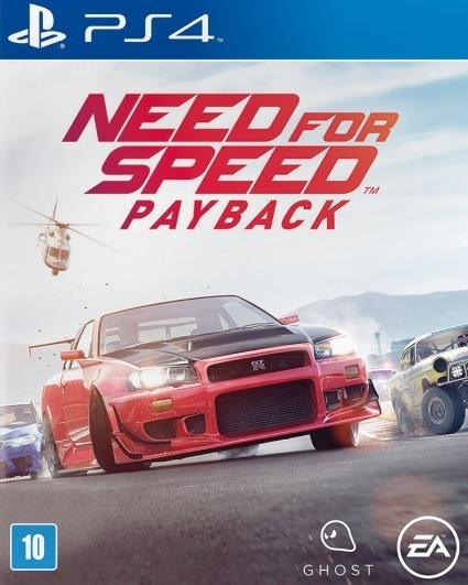 Need For Speed Payback Ps4 Legendas Em Portugues