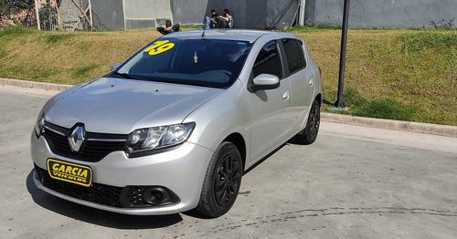 Imagem 1 de 8 de Renault Sandero 2019 1.0 12v Expression Sce 5p