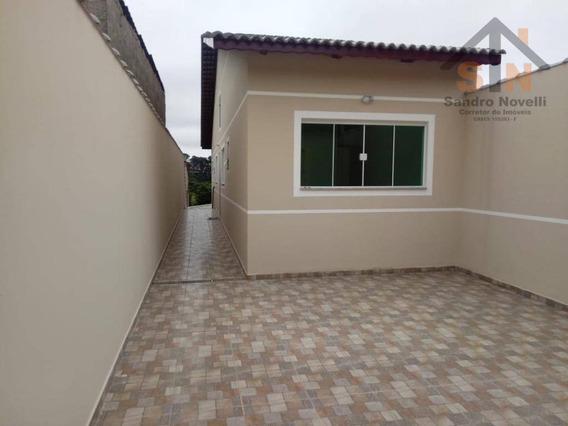 Casa Com 2 Dormitórios À Venda, 60 M² Por R$ 255.000 - Jardim Amazonas - Itaquaquecetuba/sp - Ca0110