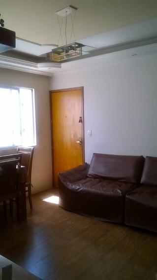 Apartamento Com 3 Quartos Para Comprar No Arvoredo Em Contagem/mg - 44843