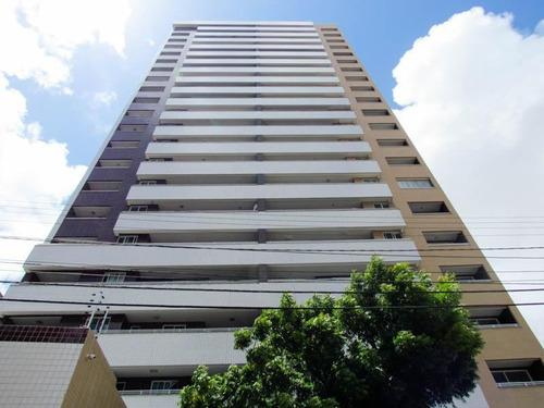 Apartamento À Venda, 98 M² Por R$ 1.010.768,79 - Aldeota - Fortaleza/ce - Ap1984