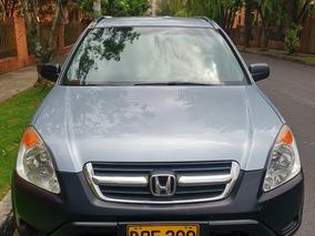 Honda Cr-v Lx 4x4 Aut 2.4