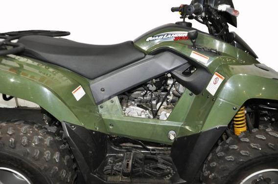 Cuatriciclo Sym Quadlander 300cc Parrillero 2019