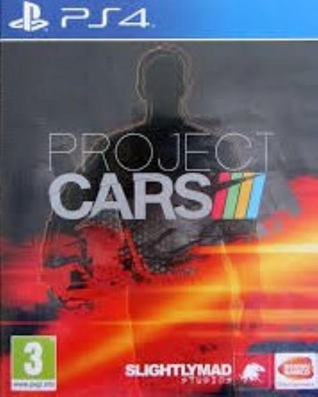Project Cars Ps4 Psn* Original**1