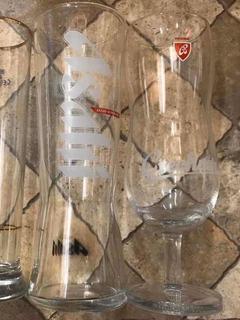 Vasos De Cerveza Importados Originales De Colección Vs Model