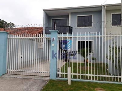 Sobrado Residencial À Venda, Cidade Jardim, São José Dos Pinhais. - So0077