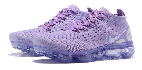 Tênis Nike Vapor Max 2.0 Feminino (lilás) Envio Imediato!