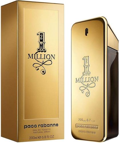 1 Million Paco Rabanne Perfume Original 200ml Financiación!!