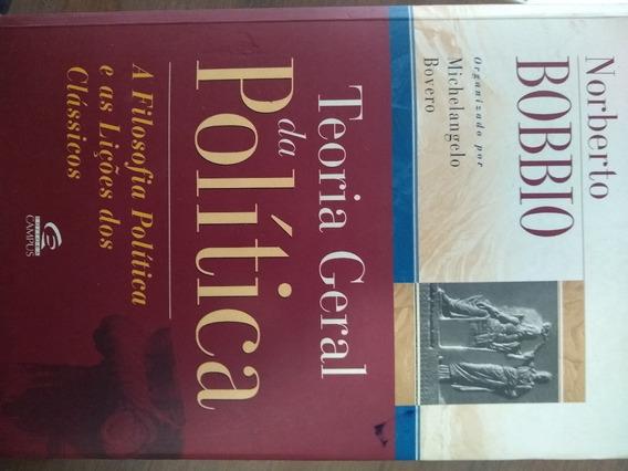 Livro Teoria Geral Da Política
