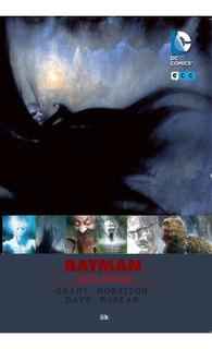 Batman Asilo Arkham - Morrison - Mckean - Ecc Argentina