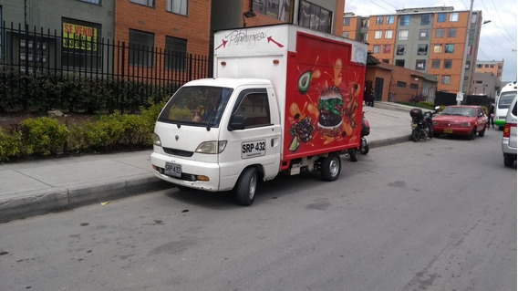 Hafei Ruiyi Camioneta Furgon