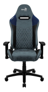 Silla Gameraerocool Duke Steel Blue