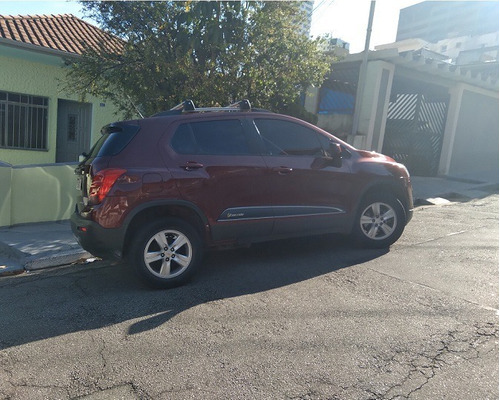 Chevrolet Tracker 2014 Freeride Unico Dono Troco Por Menor