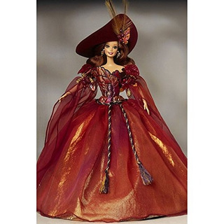 Autumn Glory Barbie (enchanted Seasons Collection)