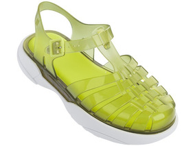 Melissa Sandalia Possession 38 Amarelo Original Nova