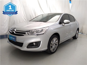 Citroen C4 Lounge 1.6 Origine Business 16v Turbo Flex 4p Aut