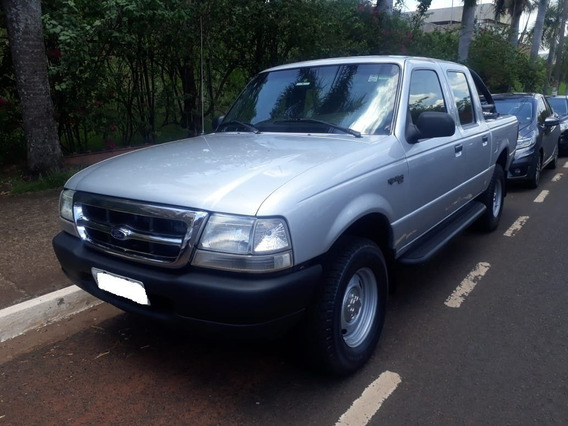 Ford Ranger 2.8 Xl 4x4 Cd 8v Turbo Intercooler Diesel 4p