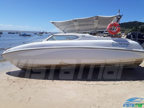 Lancha - Casco Ecomarine 25 Pés