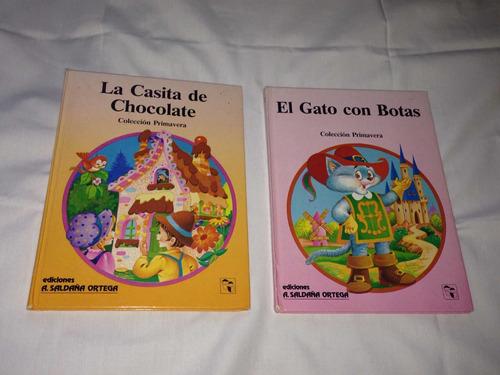 Cuentos Empastados Para Niños Y Niñas, Con Ilustraciones