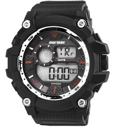 Relógio Mormaii Masculino Original Garantia Nota Mo3530a/8r
