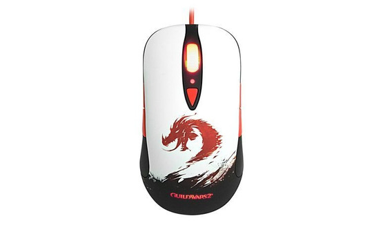 Mouse Gamer Optico Ambidestro Guildwars2 Pn62156