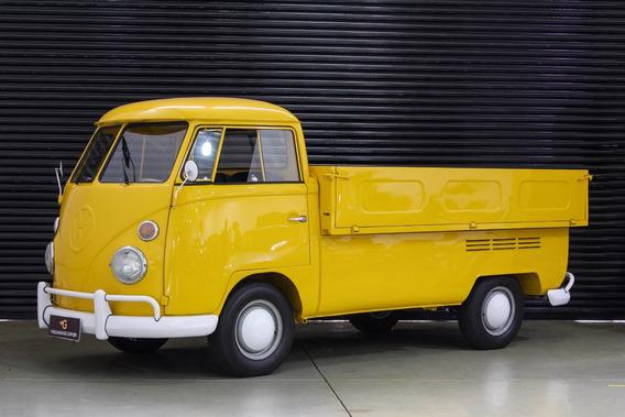 1974 Volkswagen Kombi Pick-up Cabrita