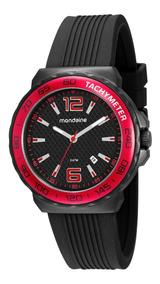 Relógio Mondaine Masculino Estojo E Brinde 76296gpmbpu1k