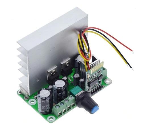 Modulo Amplificador Audio Bluetooth 4.2 Tda2030 15w+15w 30w