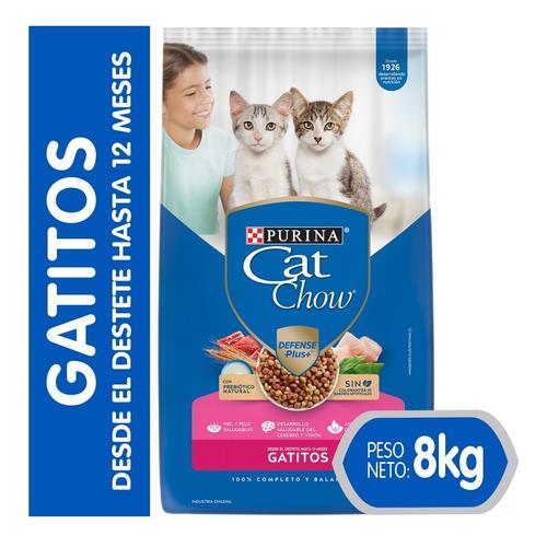 Cat Chow® Gatitos 8 Kg