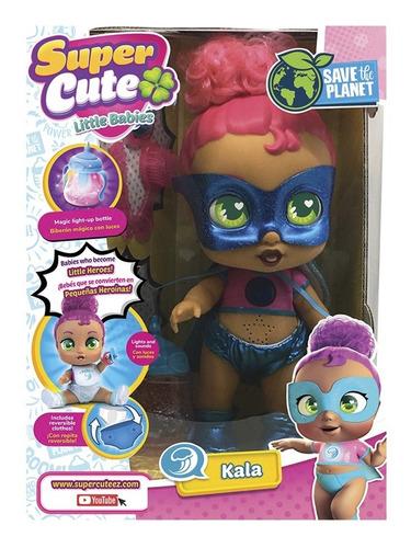 Super Cute Kala Heroína Biberón C/luz Orig Next Point Cuotas