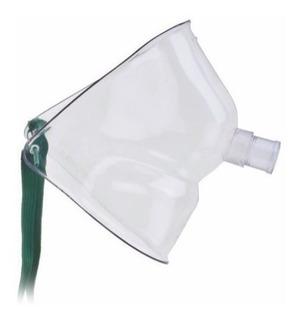 Máscara Oxigênio Facial Tipo Tenda 1095 Marca Hudson